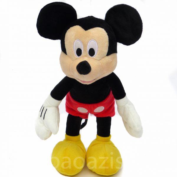 P1200530 2 600x600 - Mickey egér Disney plüssfigura 25 cm