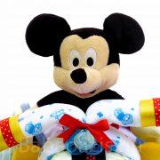 P1210474 180x180 - Motoros Mickey egér pelenkatorta