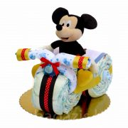P1210477 180x180 - Motoros Mickey egér pelenkatorta