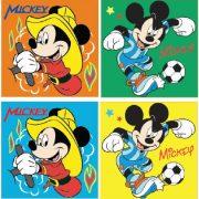 Disney Mickey arc- és kéztörlő 2 db-os