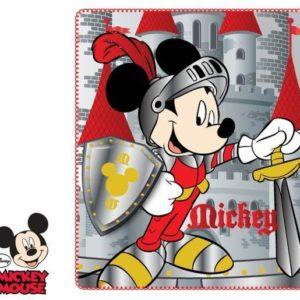 Mickey takaró vár 300x300 - Disney Mickey polár takaró 120 x140 cm