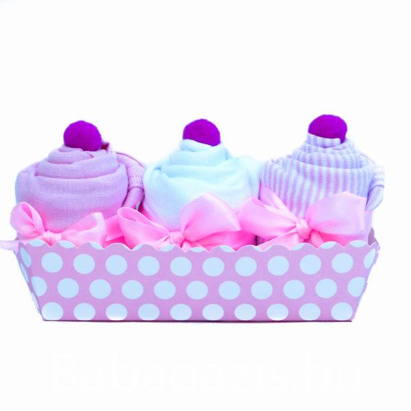 """P1210561 másolata 600x600 - """"Muffin"""" kombidressz csomag - rózsaszín"""