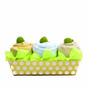 """Muffin"" kombidressz csomag – sárga"