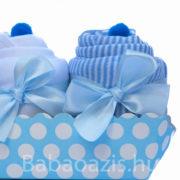 """P1210608 180x180 - """"Muffin"""" kombidressz csomag - kék"""