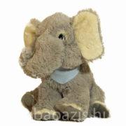 Pihe-puha plüss elefánt