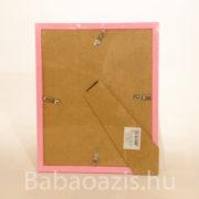 P1220543 180x180 - Egyedi  hímzett kép - babakocsis, pink keretben