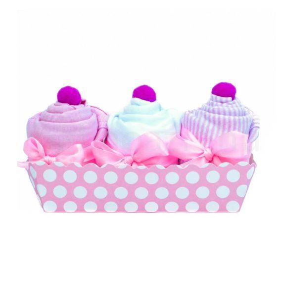 baba ajándékcsomag muffin