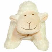 Bárány párna 180x180 - Bárányka plüssfigura és párna