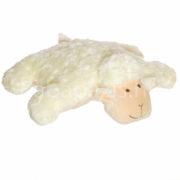 Bárány párna4 180x180 - Bárányka plüssfigura és párna