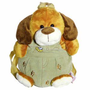 kutyás ovis hátizsák 5 300x300 - Plüss hátizsák – kutyusos