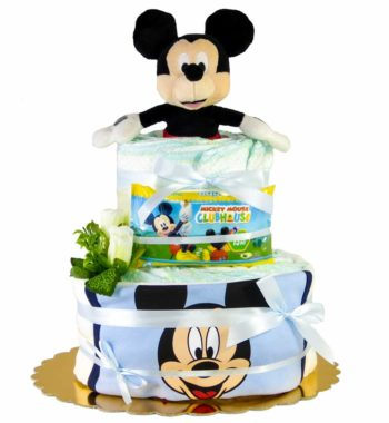 P1290553 2 350x380 - Mickey Mouse pelenkatorta