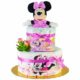 Minnie Mouse pelenkatorta