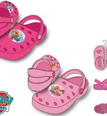 SQE4886 350x380 - Paw Patrol, Mancs Őrjárat gyerek papucs - rózsaszín