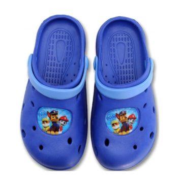 STN870319v 350x380 - Paw Patrol, Mancs Őrjárat gyerek papucs - kék
