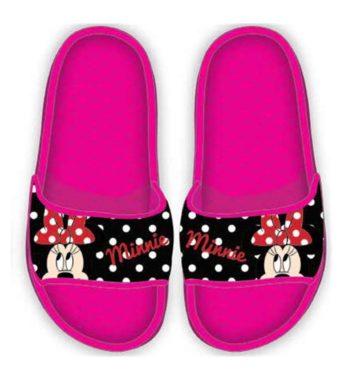 STN870337pink 350x380 - Disney Minnie gyerek papucs - pink
