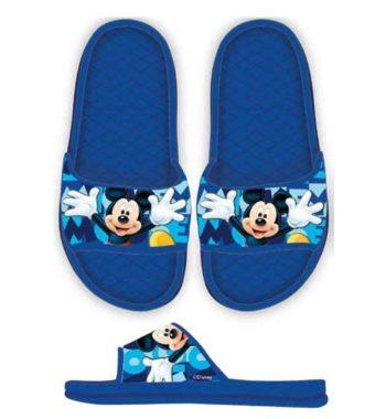 STN870342v 350x380 - Disney Mickey gyerek papucs - kék