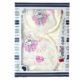 5 részes babaruha ajándék szett – pillangós – rózsaszín