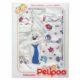 5 részes Pelipoo babaruha ajándék szett – macis