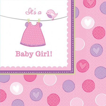 DPA511489 - Baby Girl party szett