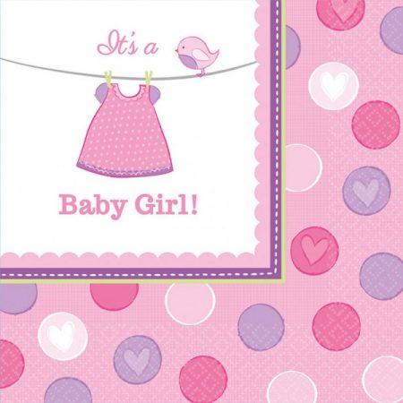DPA511489 - Baby Girl party szett