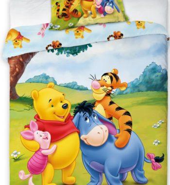 FRA546244 altpic 1 350x380 - Gyerek ágyneműhuzat Disney Winnie the Pooh 2 100×135cm, 40×60 cm