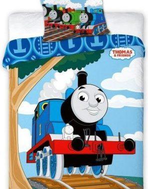 FRA552979 297x380 - Gyerek ágyneműhuzat Thomas and Friends 2 100×135cm, 40×60 cm