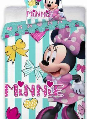 FRA554454 279x380 - Gyerek ágyneműhuzat Disney Minnie 2 100×135cm, 40×60 cm
