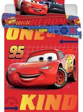 JFK014554 5 282x380 - Gyerek ágyneműhuzat Disney Cars, Verdák 100×135cm, 40×60 cm