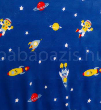 P1310934 350x380 - Fleece takaró-160x130cm-űrhajós