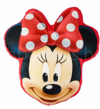 minnie parna P1310810 1 350x380 - Disney Minnie velúr párna 38x37x7 cm