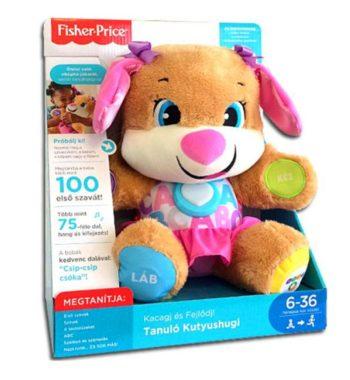 0887961614596.2 350x380 - Fisher-Price Tanuló kutyushugi