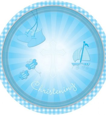 DPA997302 350x380 - Keresztelő party szett - 2 részes kék
