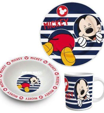 LEY0390LR 350x380 - Gyermek porcelán étkészlet Disney Mickey 2.