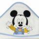 P1320589 2 80x80 - Névre szóló kapucnis törölköző – Mickey egér 2 - fehér