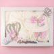 Ünneplő, keresztelő ruha szett – 5 részes – koronás – rózsaszín