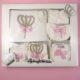 P1320760 80x80 - Ünneplő, keresztelő ruha szett - 11 részes - rózsaszín
