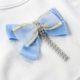 P1320802 80x80 - Ünneplő, keresztelő ruha szett - 11 részes - kék