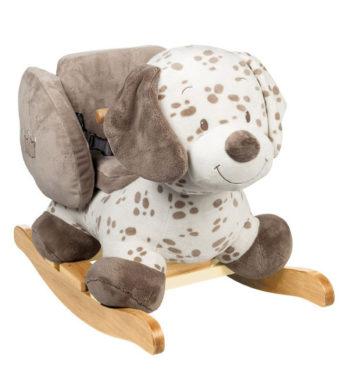 nattou pluss hintazo allatka max noa and tom kutya 2 350x380 - Nattou plüss hintázó állatka - Max, a kutya