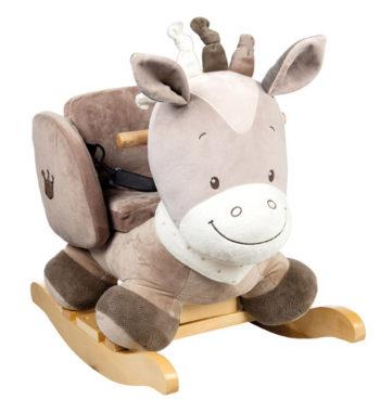 nattou pluss hintazo allatka max noa and tom lo 2 350x380 - Nattou plüss hintázó állatka - Noa, a ló
