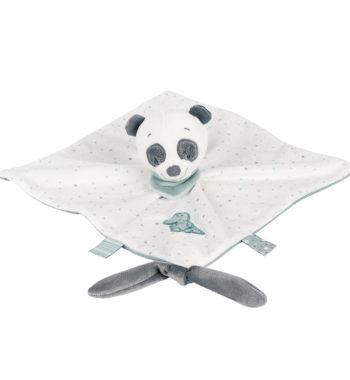 nattou szundikendo loulou 963213 350x380 - Nattou szundikendő - Loulou a panda 28x28cm-963213