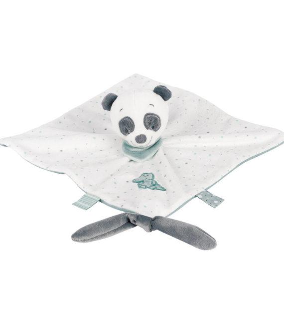 nattou szundikendo loulou 963213 570x619 - Nattou szundikendő - Loulou a panda 28x28cm-963213