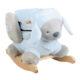 Nattou plüss hintázó állatka – Sam, a bárány