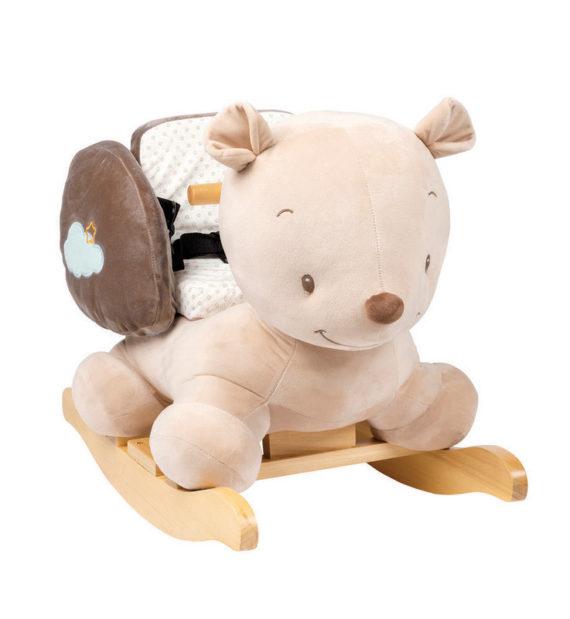 nattou pluss hintazo allatka basile a medve 562249 01 2 570x619 - Nattou plüss hintázó állatka - Basile, a maci
