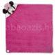 84933 2 80x80 - Névvel hímzett Minnie egér kapucnis plüss takaró - pink-100 x 100 cm