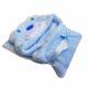 kapucnis babatakaro 142739 1 80x80 - Névre szóló wellsoft kapucnis babatakaró – Macis-kék