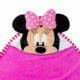 minney babatakaro DSCF4135 1 1 80x80 - Névvel hímzett Minnie egér kapucnis plüss takaró - pink-100 x 100 cm
