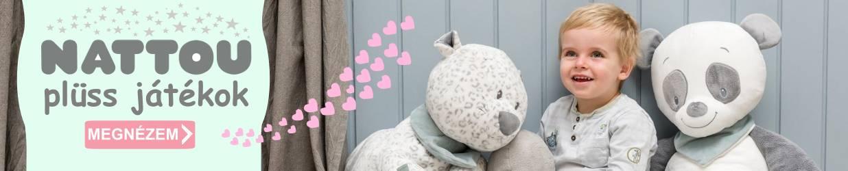 nattou slider - Egyedi baba ajándék