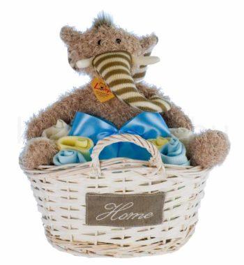 baba ajandekkosar 11 350x380 - Egyedi baba ajándék