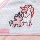 unikornis babatakaro DSCF4456 2 80x80 - Névre szóló bambusz fürdőlepedő-kapucnis-76x76 cm-rózsaszín-unikornis