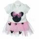 DSCF5063 80x80 - Kislány ruha szett - 2 részes - Minnie